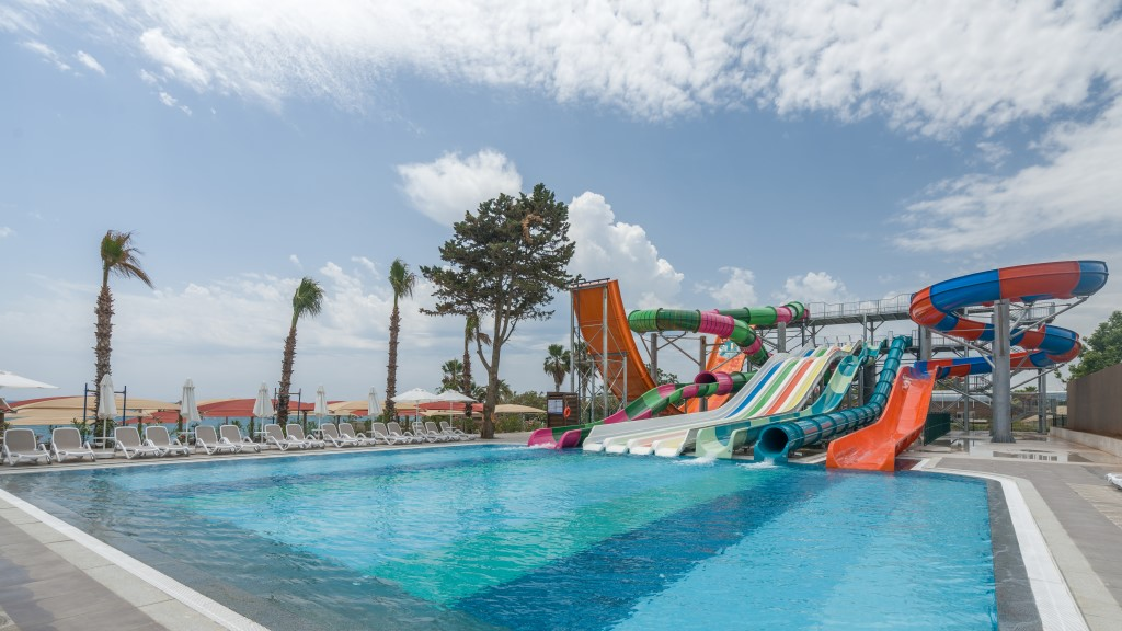 аквапарк отеля Haydarpasha Palace Hotel