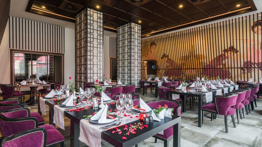 ресторан отеля Haydarpasha Palace Hotel