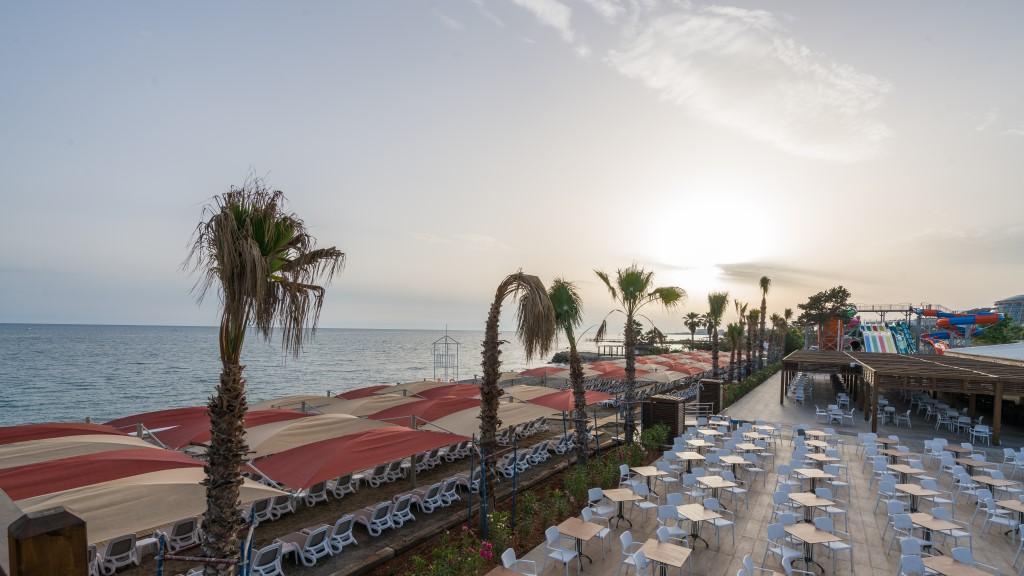 пляж отеля Haydarpasha Palace Hotel
