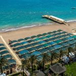 пляж отеля Papillon Ayscha Hotels Resort & Spa
