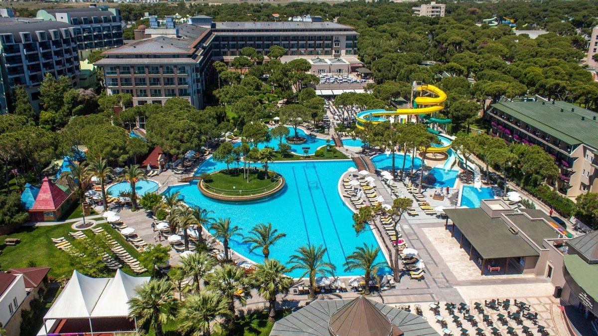территория отеля Papillon Ayscha Hotels Resort & Spa