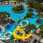 водные горки отеля Papillon Ayscha Hotels Resort & Spa