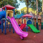 детская площадка отеля Papillon Ayscha Hotels Resort & Spa