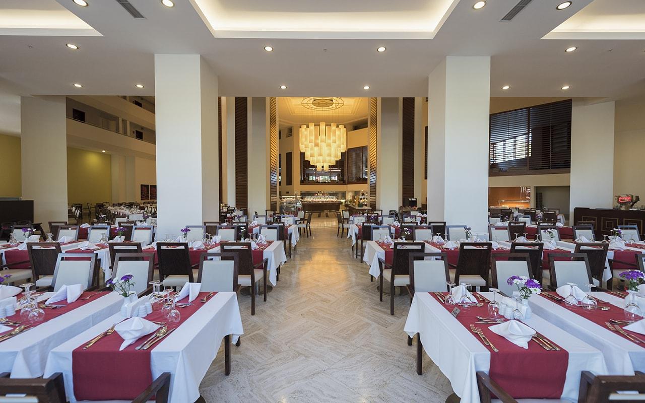 ресторан отеля Barut Arum