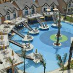 корпуса отеля Long Beach Resort Hotel & Spa