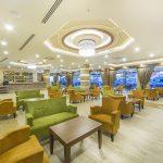 лобби отеля Lonicera Resort & Spa Hotel
