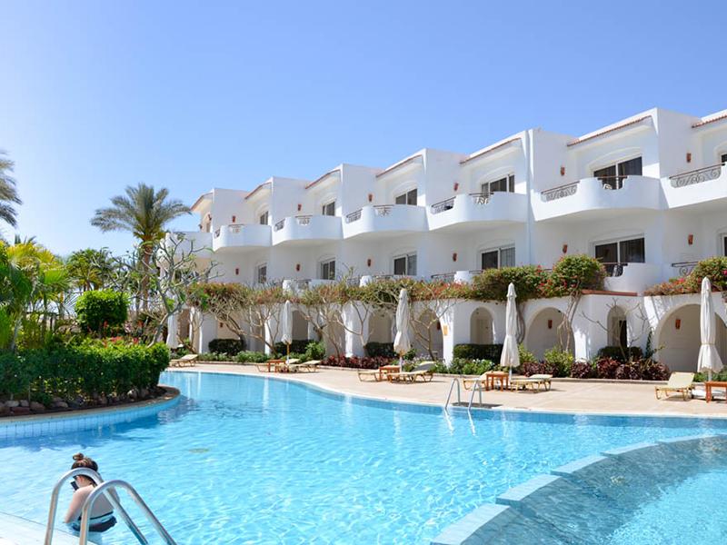 бассейн отеля Iberotel Palace