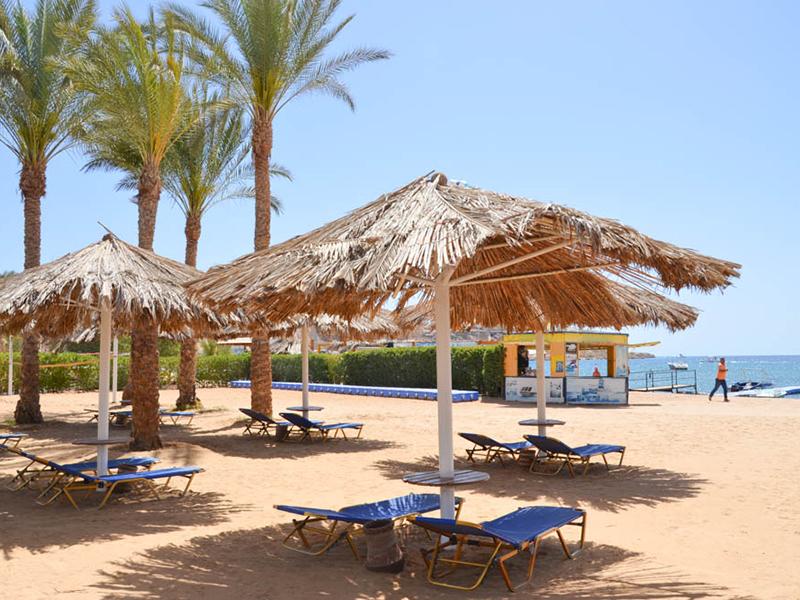 пляж отеля Iberotel Palace