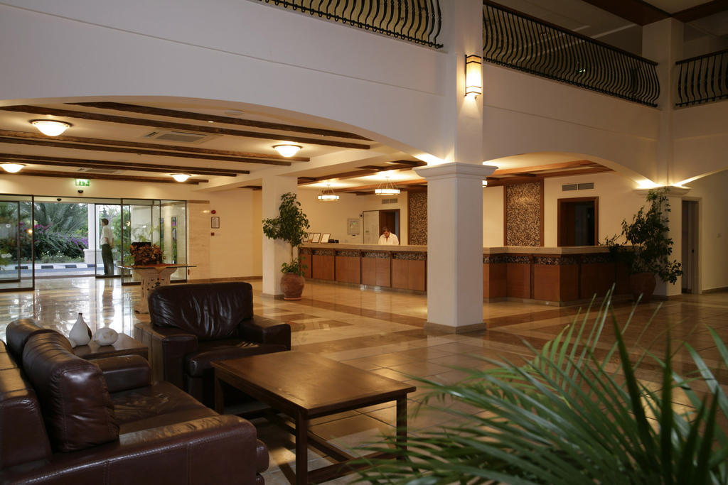 ресепшн отеля Avanti Holiday Village 4*