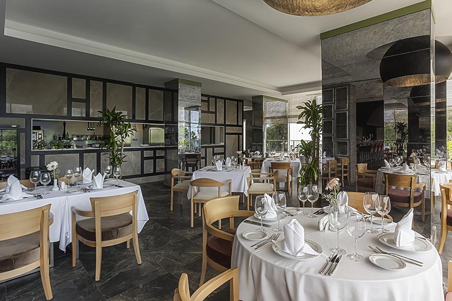 ресторан отеля Rixos Beldibi