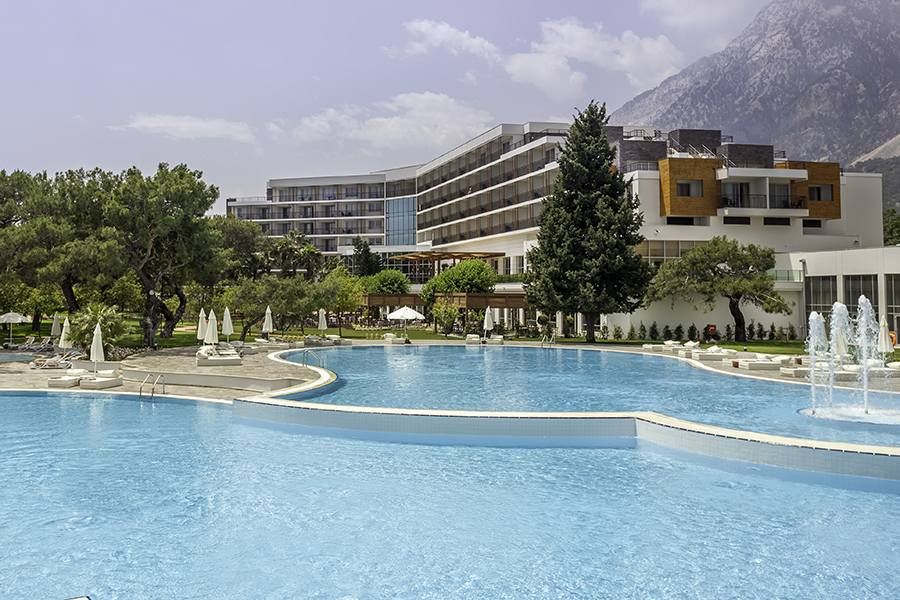 бассейн отеля Rixos Beldibi
