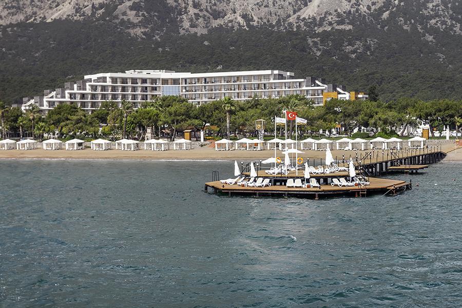 отель Rixos Beldibi