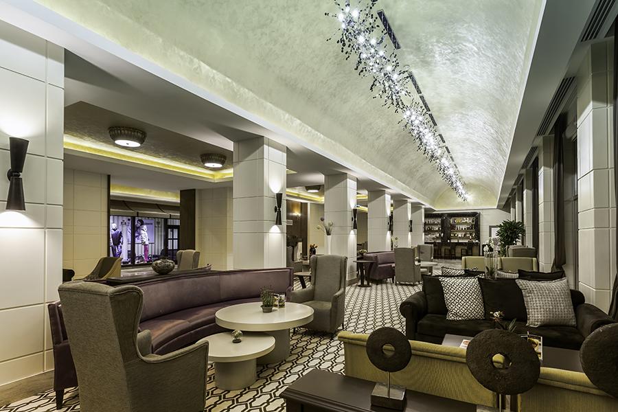 лобби бар отеля Rixos Beldibi