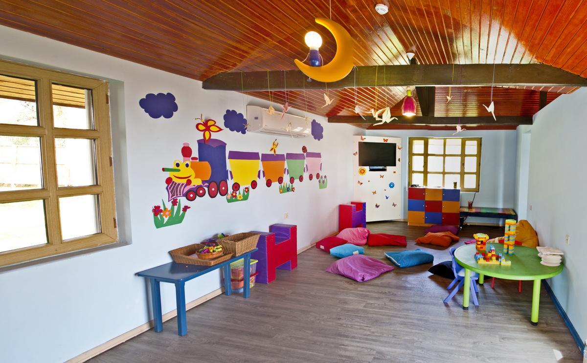 детский клуб отеля Rixos Beldibi