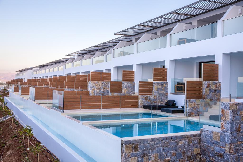 виллы отеля Abaton Island Resort & Spa