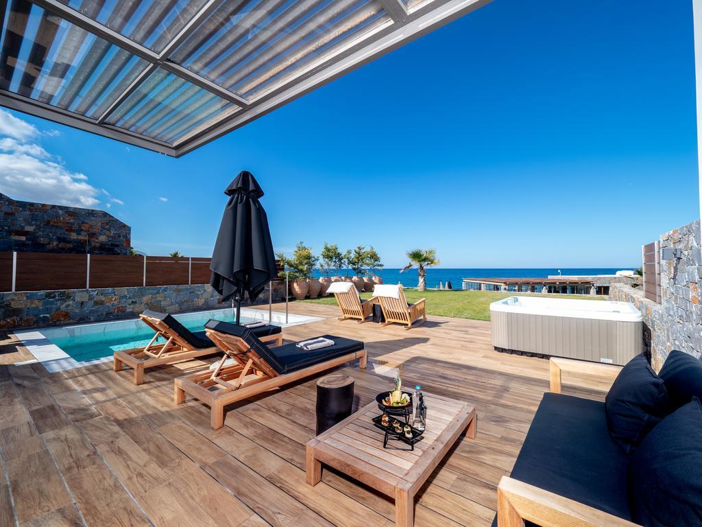 отдых в отеле Abaton Island Resort & Spa