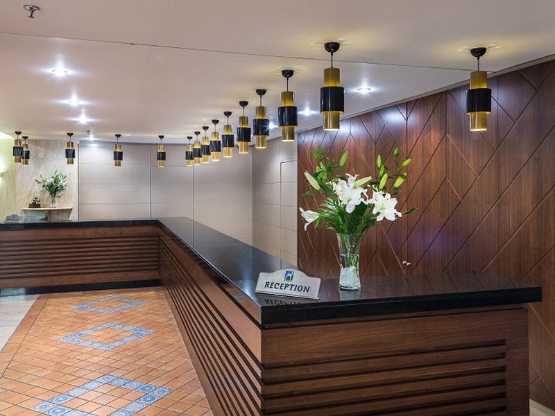 ресепшн отеля TUI FUN&SUN Miarosa Ghazal Resort