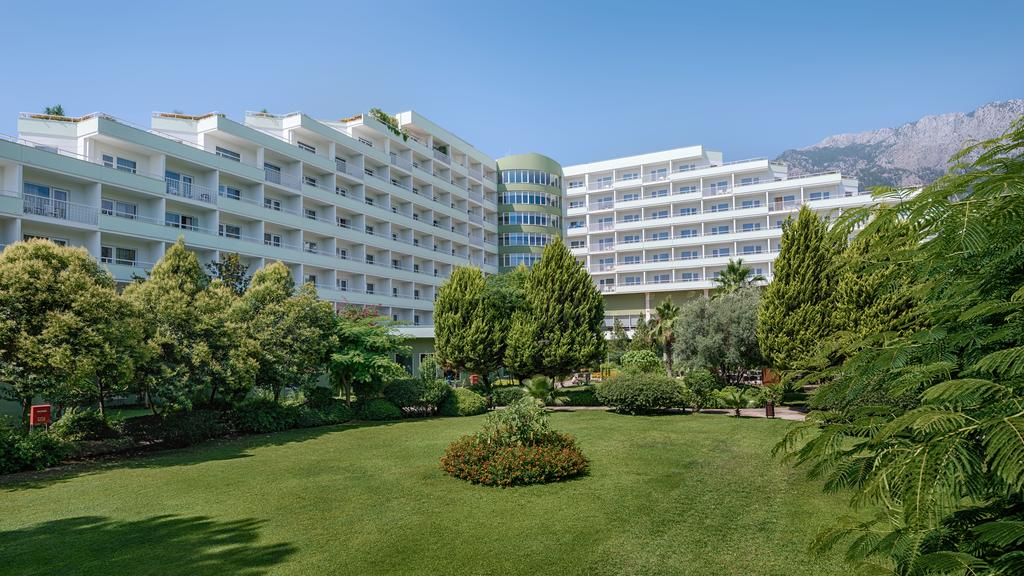 корпус отеля TUI FUN&SUN Miarosa Ghazal Resort