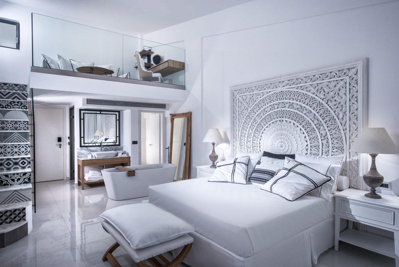 номер отеля Abaton Island Resort & Spa