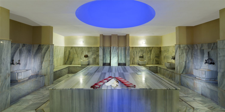 хаммам отеля TUI FUN&SUN Club Saphire