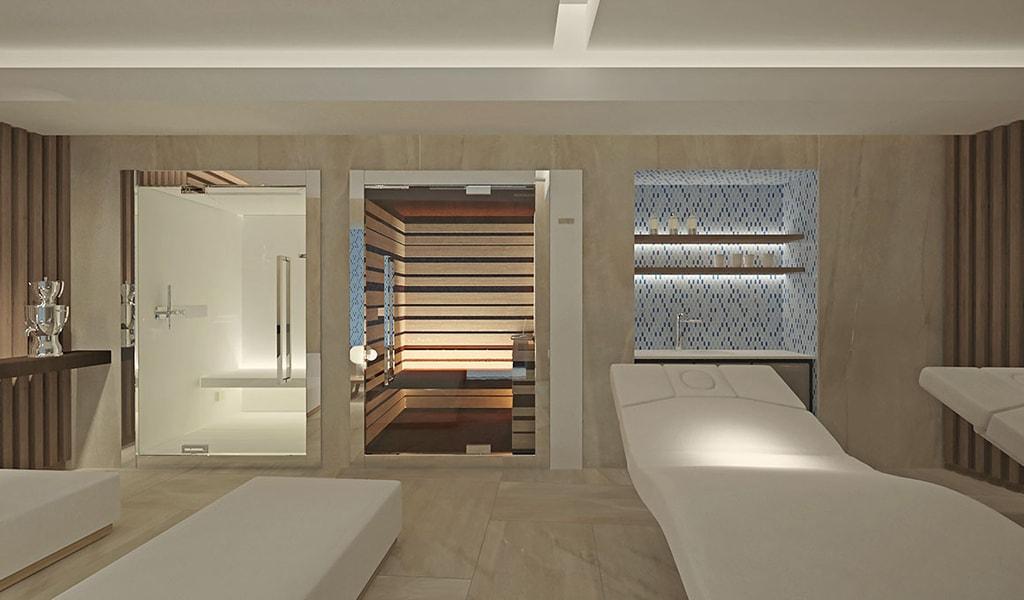 спа-центр отеля Nana Princess Suites Villas & Spa