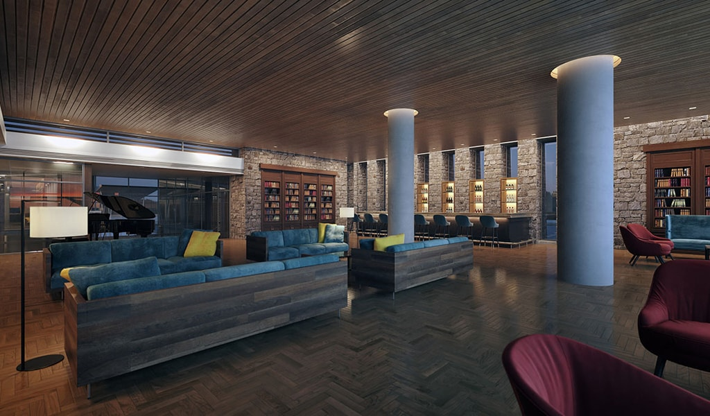 лобби бар отеля Nana Princess Suites Villas & Spa