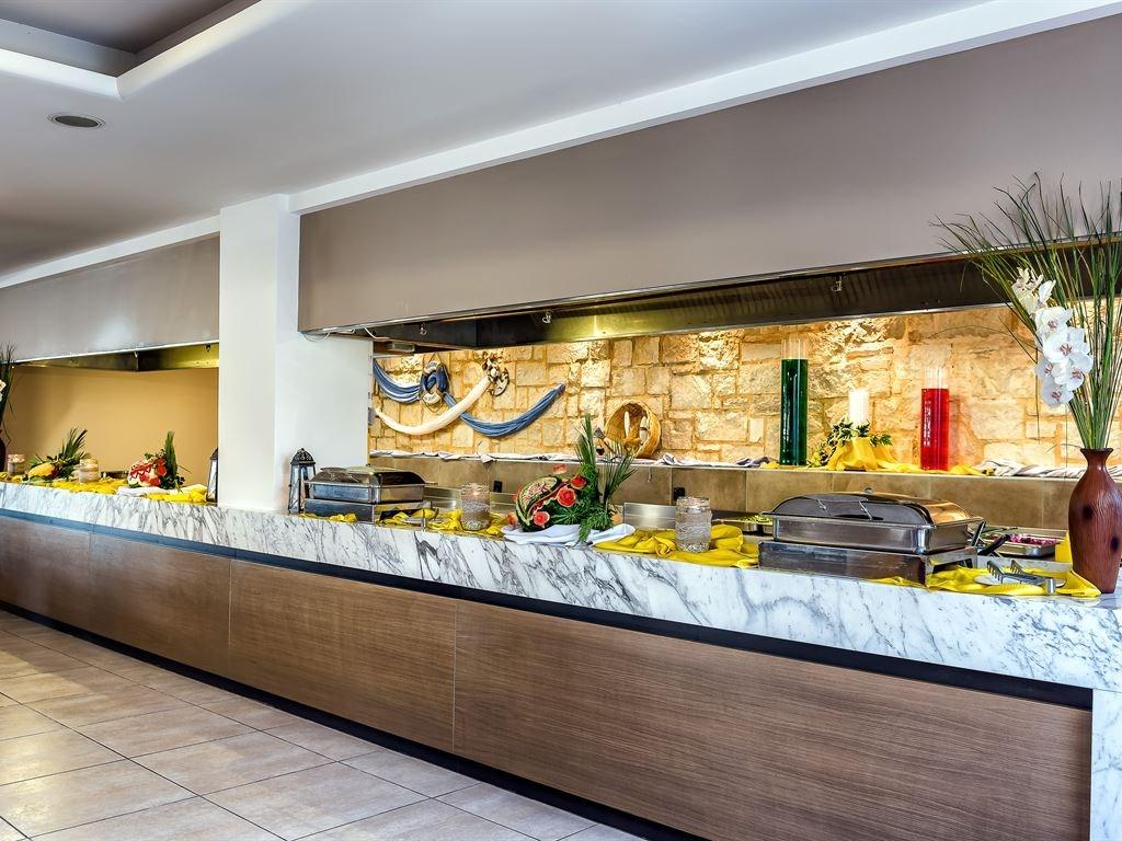 главный ресторан отеля Stella Palace Resort & Spa