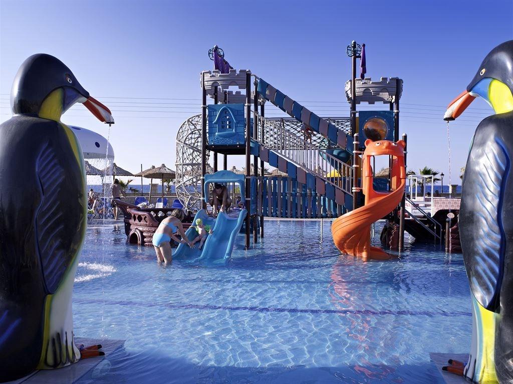 аквапарк отеля Stella Palace Resort & Spa