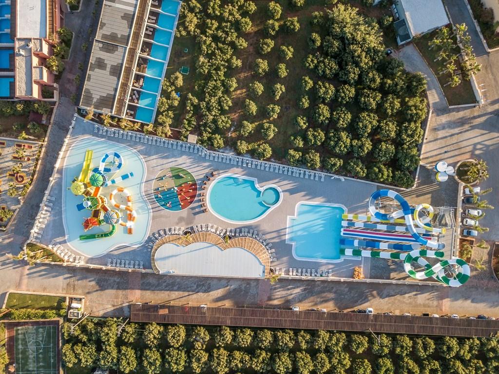 инфраструктура отеля Stella Palace Resort & Spa