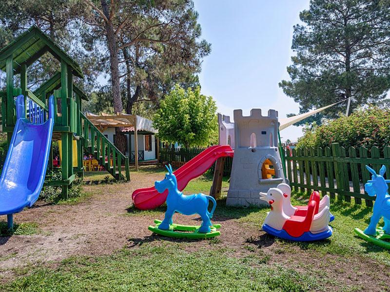 детская площадка отеля TUI FUN&SUN Miarosa Ghazal Resort
