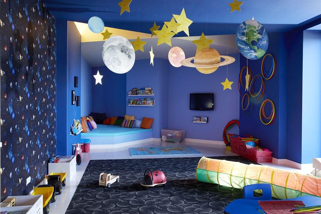 детская комната отеля Daios Cove Luxury Resort & Villas