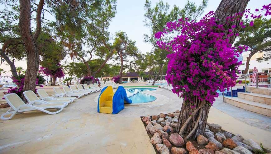 детский бассейн отеля TUI FUN & SUN Comfort Beach Resort