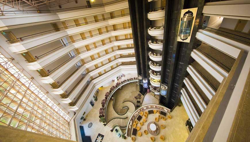 холл отеля TUI FUN & SUN Comfort Beach Resort