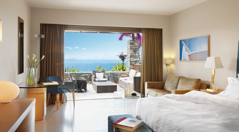 номер отеля Daios Cove Luxury Resort & Villas