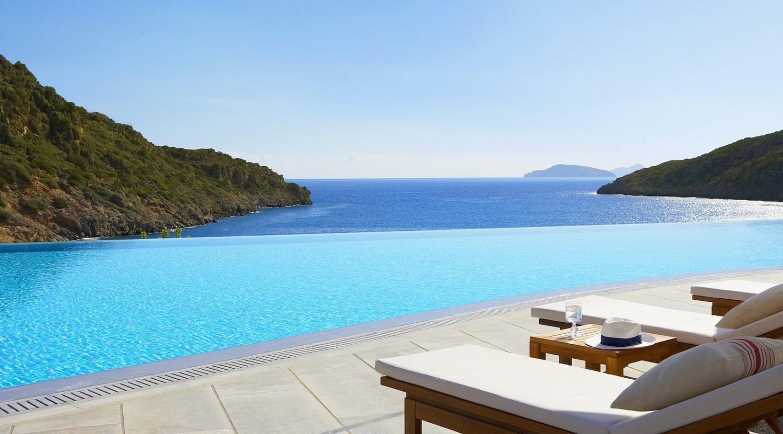 бассейн отеля Daios Cove Luxury Resort & Villas