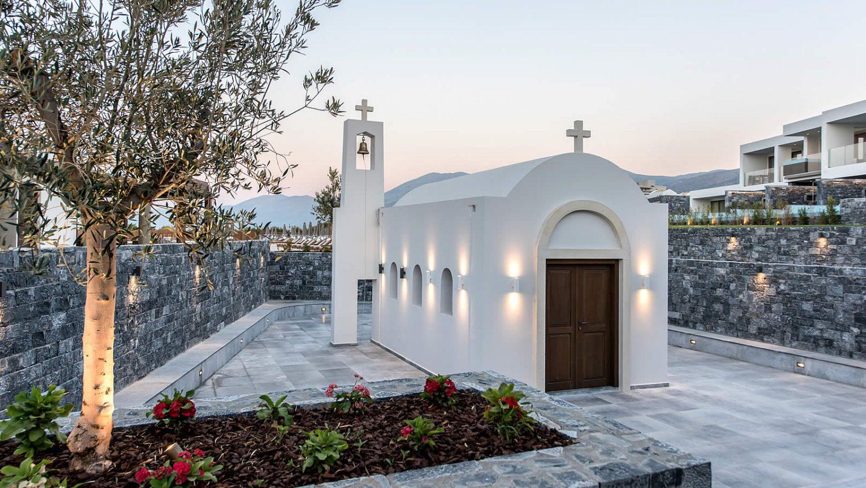 церковь на территории отеля Nana Princess Suites Villas & Spa