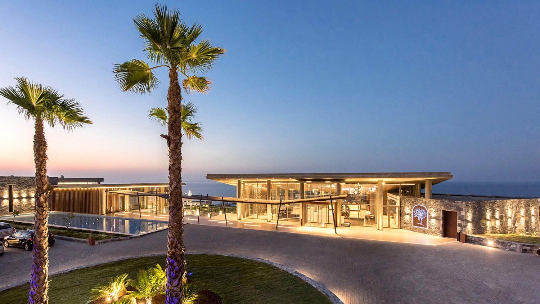 общий вид отеля Nana Princess Suites Villas & Spa
