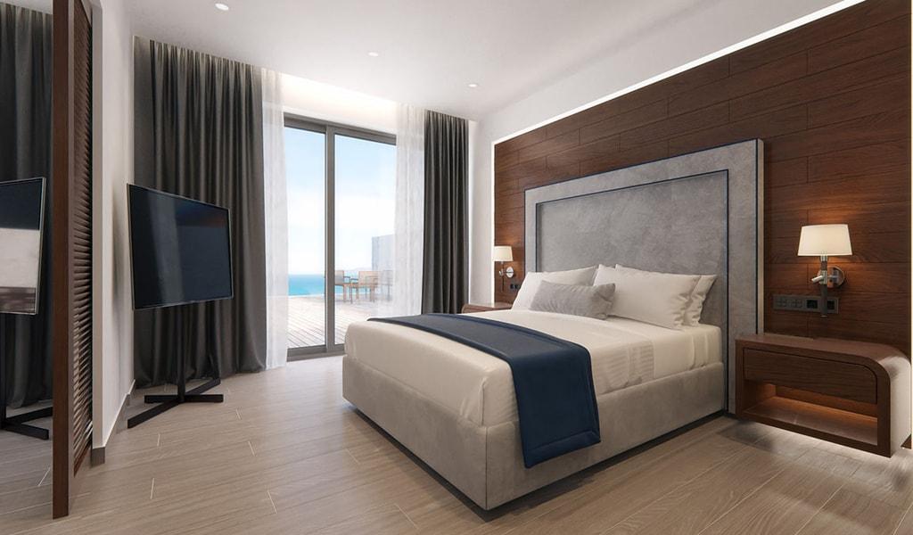 номер отеля Nana Princess Suites Villas & Spa