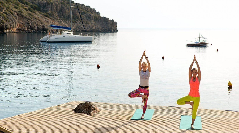 спортивные мероприятия в отеле Daios Cove Luxury Resort & Villas