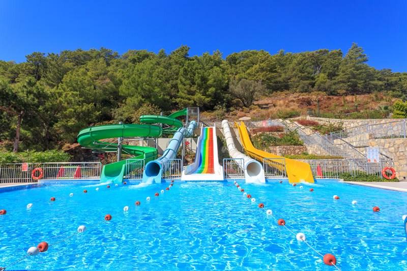 аквапарк отеля Orka Sunlife Resort & Spa