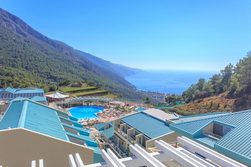 виллы отеля Orka Sunlife Resort & Spa