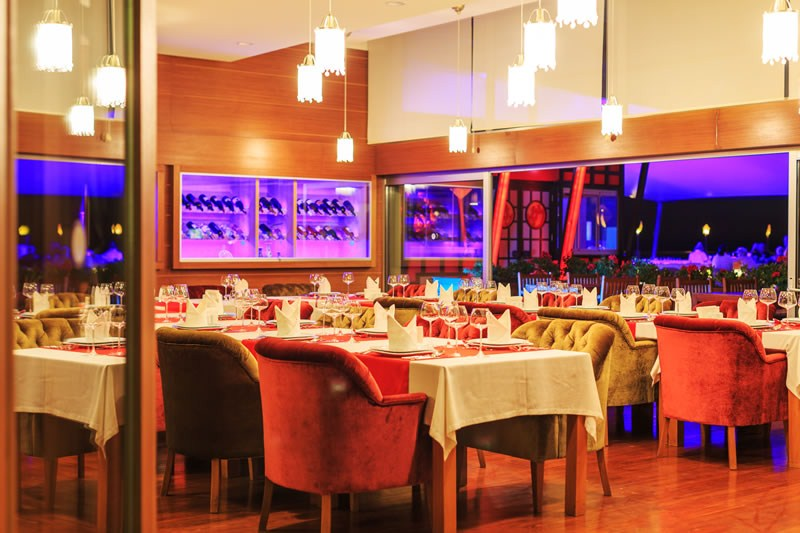 ресторан отеля Orka Sunlife Resort & Spa