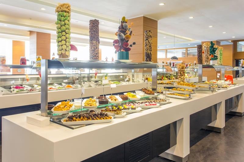 главный ресторан отеля Orka Sunlife Resort & Spa