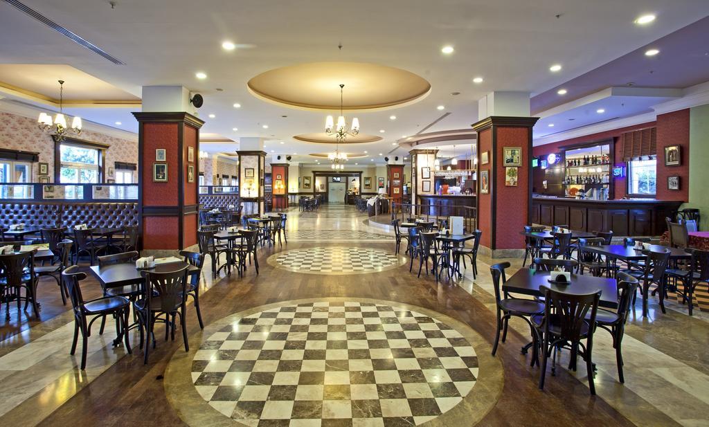 ресторан отеля Orange County Resort Kemer