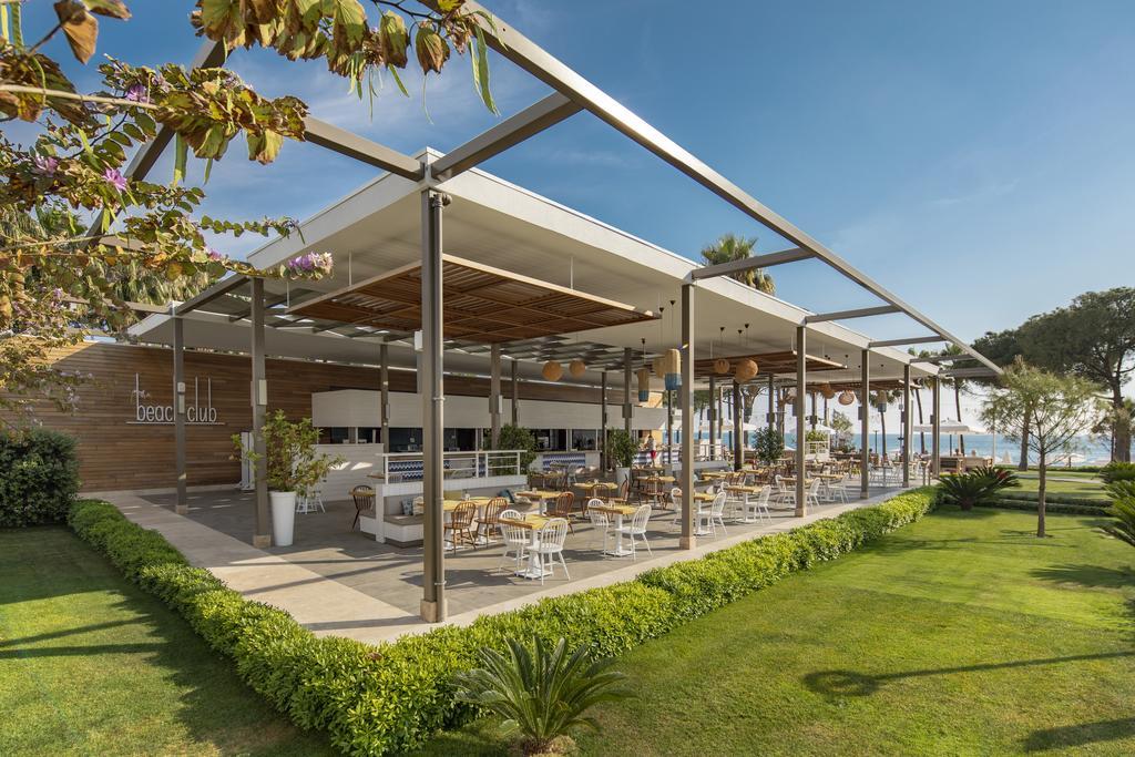 ресторан отеля Barut Acanthus & Cennet
