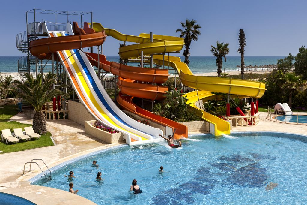 аквапарк отеля TUI Magic Life Africana
