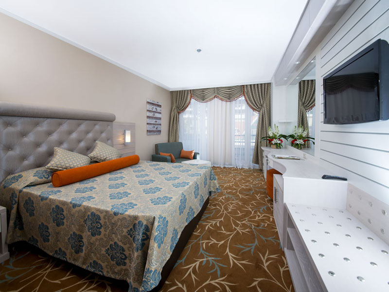 номер отеля Orange County Resort Kemer