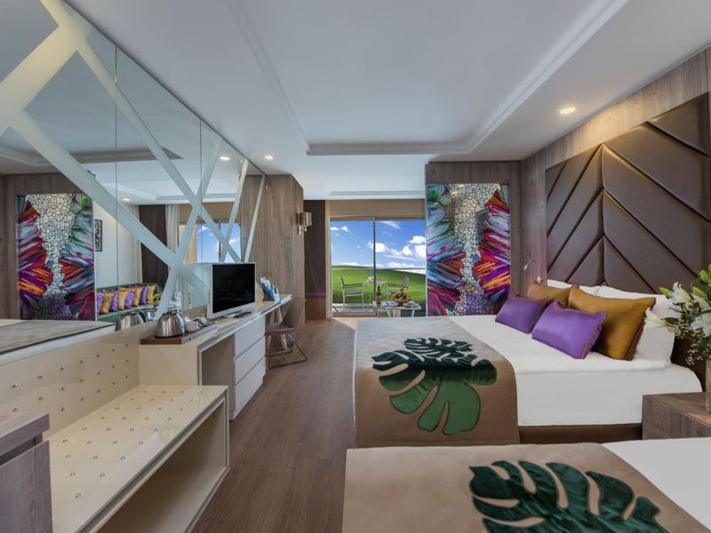 номер отеля Delphin BE Grand Resort