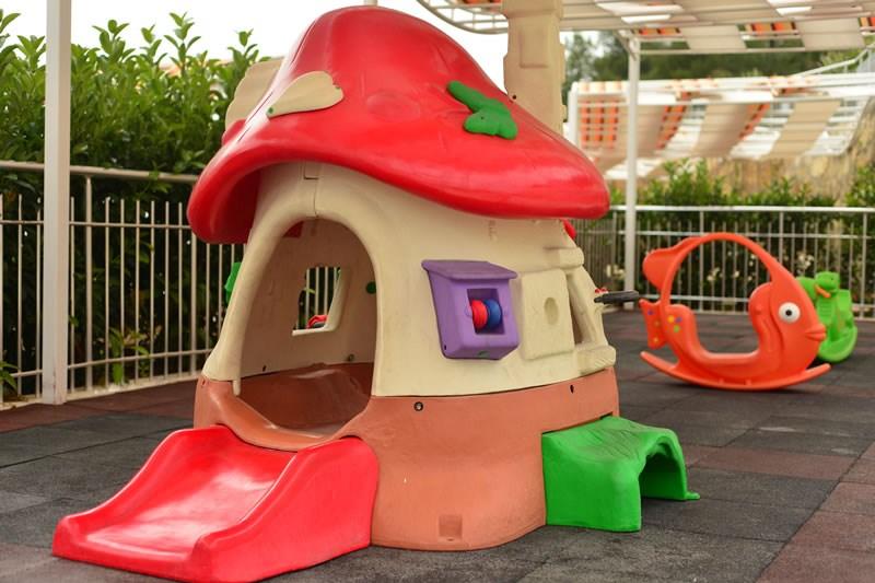 детская площадка отеля Orka Sunlife Resort & Spa