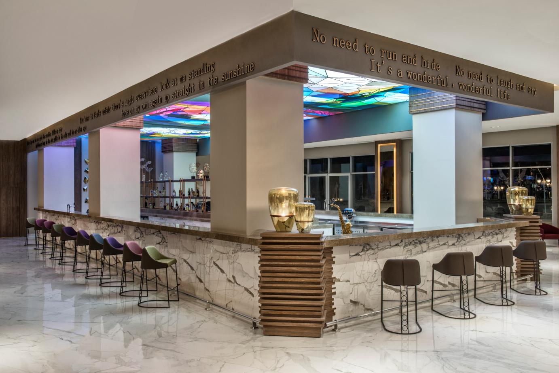 бар отеля Delphin BE Grand Resort